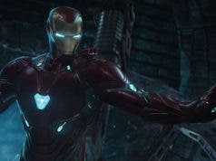 robert downey jr. es Iron Man en Vengadores 4