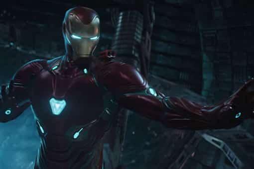 robert downey jr. es Iron Man en Vengadores 4