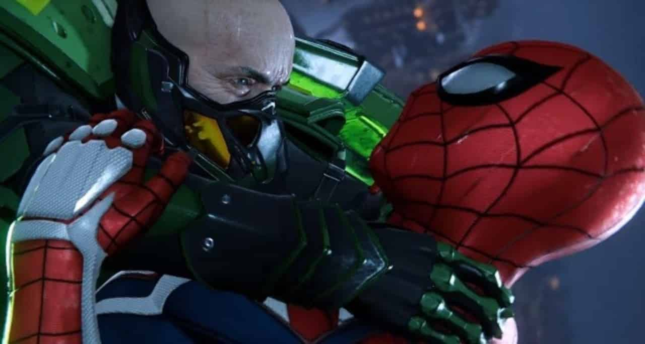 spider-man-ps4 vulture