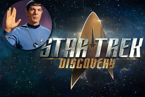 Star Trek: Discovery Spock