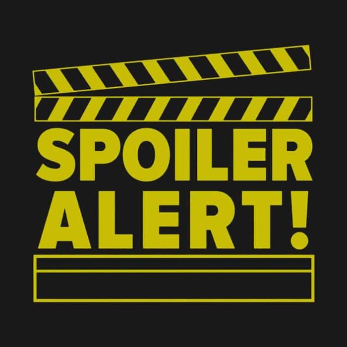 Logo Spoiler Alert 2018/19