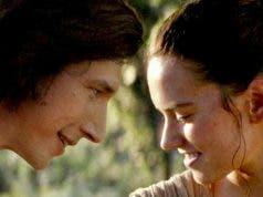 Star Wars 9: Kylo Ren y Rey