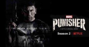 The Punisher temporada 2 (Netflix)