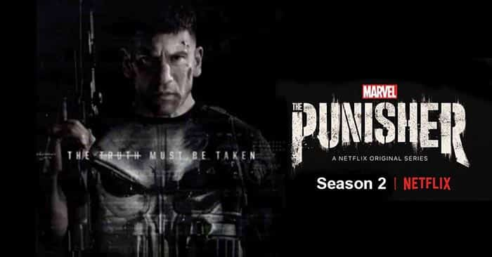 The Punisher temporada 2 (Netflix)