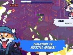 El juego Thunderdogs