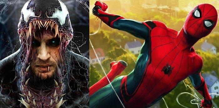 Tom Hardy será Venom y también Spider-Man