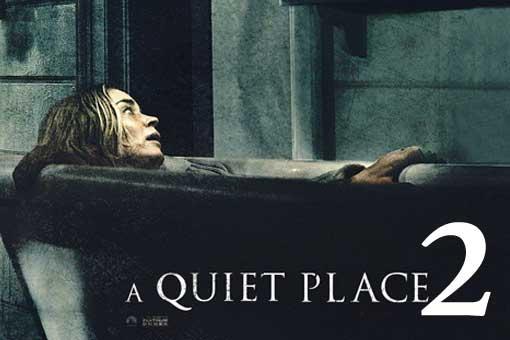 Un lugar tranquilo 2 - A Quiet Place 2