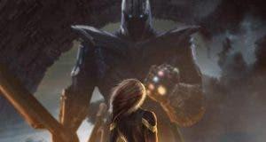 Vengadores 4: Capitana Marvel vs Thanos
