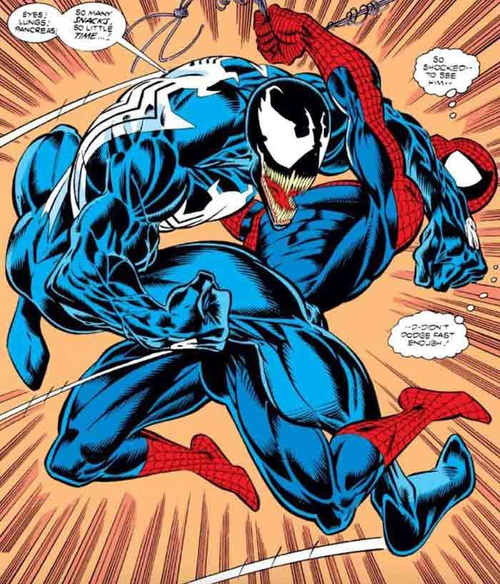 El diálogo más famoso del tráiler de Venom