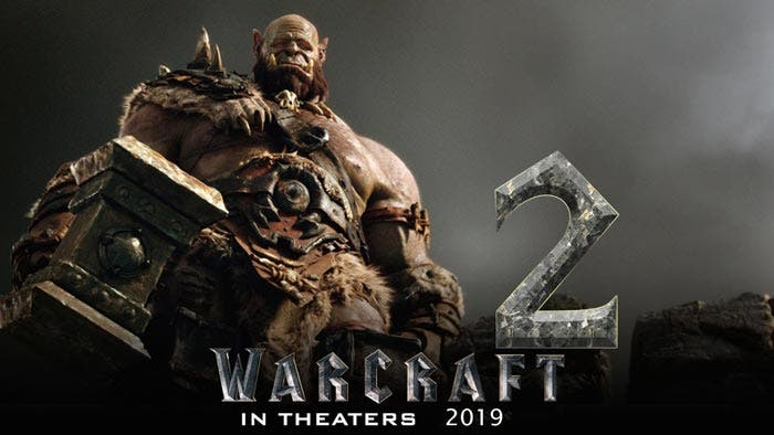 Warcraft 2 como serie de animación