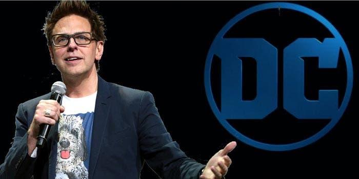 Warner podría fichar a James Gunn para DC Comics
