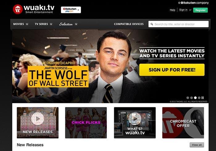Wuaki | Alquiler online de películas