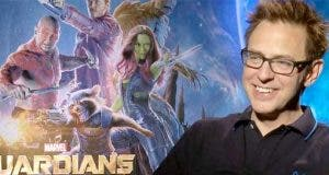James Gunn Marvel Guardianes de la Galaxia Vol. 3