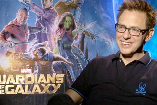 James Gunn Marvel