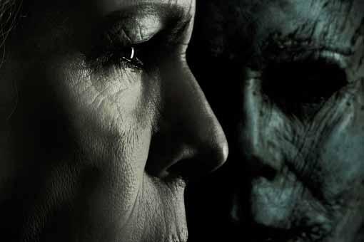 La noche de halloween . Laurie Strode vs Michael Myers 40 años después