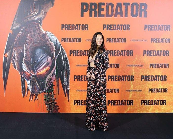 Olivia Munn Predator