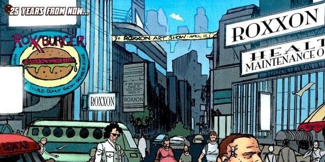 Roxxon corporation