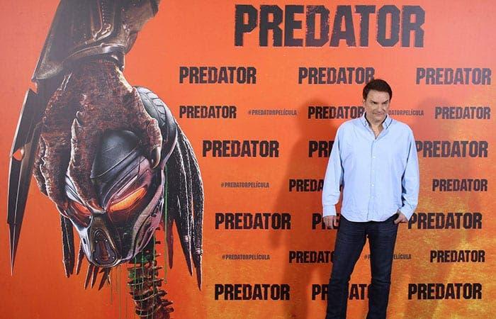 Shane Black director de Predator