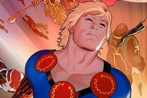 The Eternals (Eternos) de Marvel Studios