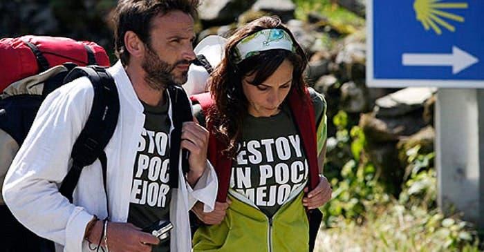 Malena Alterio y Fernando Tejero en al final del camino