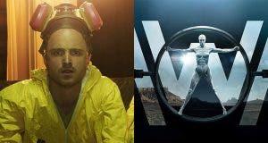 Aaron Paul en la temporada 3 de Westworld