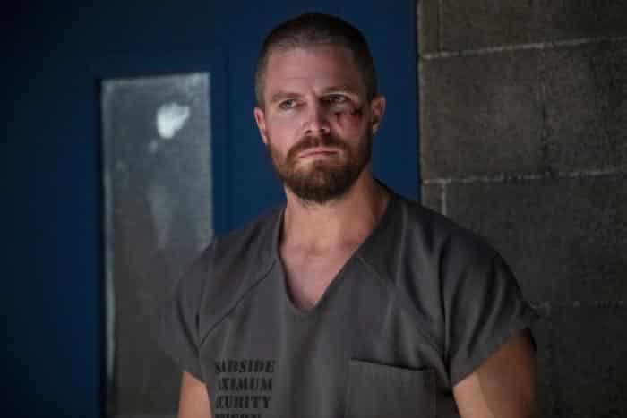 Arrow temporada 7: Oliver Queen en la cárcel