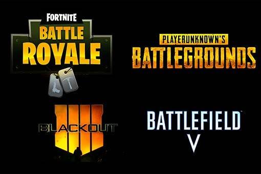 batalla por el battle royale