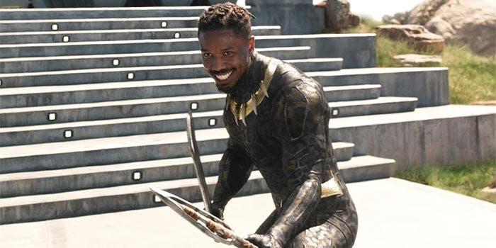 Black Panther podría optar a 12 Premios Oscars