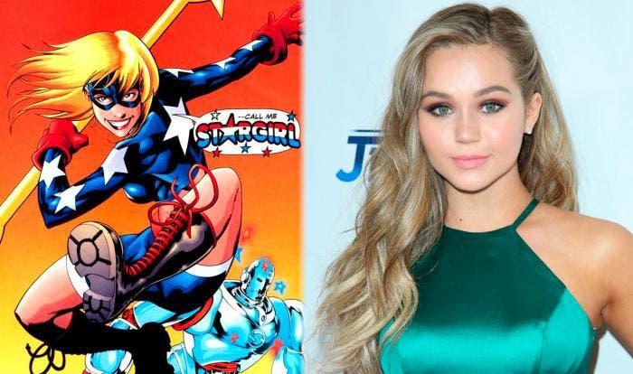 Brec Bassinger será Stargirl (DC Universe)