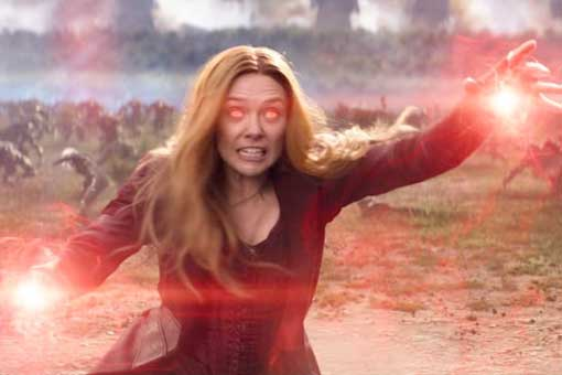 Bruja Escarlata, Marvel Studios