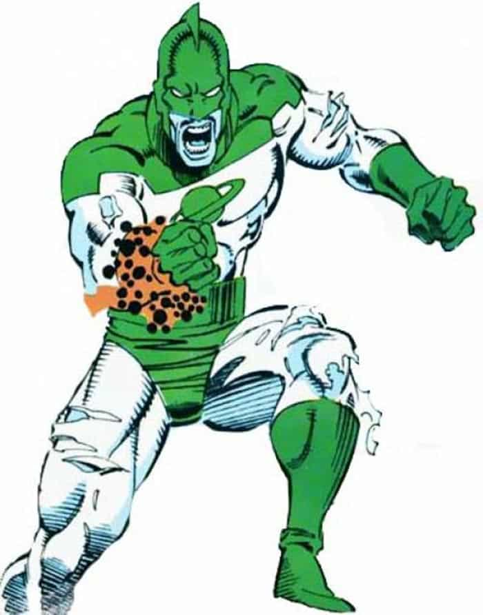 Capitán Atlas en Capitana Marvel (2019)