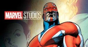 Capitán Britania Marvel Studios