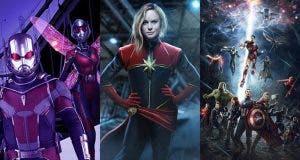 Capitana Marvel podría provocar una película de la Avispa