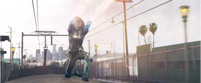 Capitana Marvel tráiler