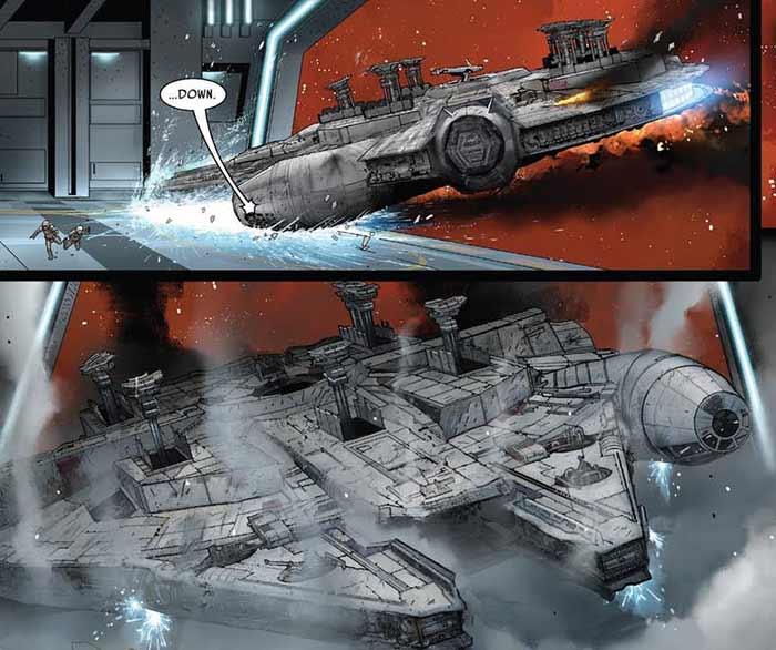 El cómic de Star Wars que arregla el error de El Imperio Contraataca