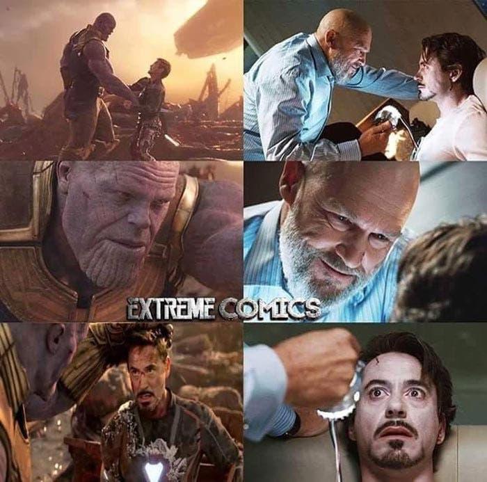 Vengadores: Infinity War Blu Ray plantea un misterio sin explicación