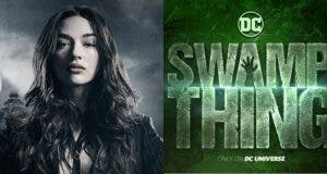 Crystal Reed será Abby Arcane en la serie de La Cosa del Pantano (DC Universe)