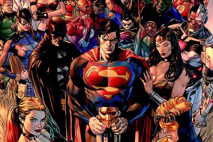 Heroes in Crisis (DC Comics)
