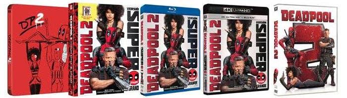 deadpool 2 dvd - Blu-ray
