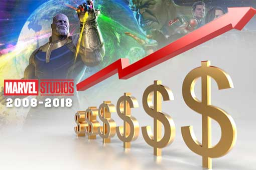 Dinero Marvel Studios