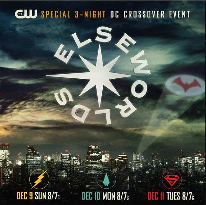 Elseworlds, crossover del Arrowverso (Arrow, Supergirl, The Flash)