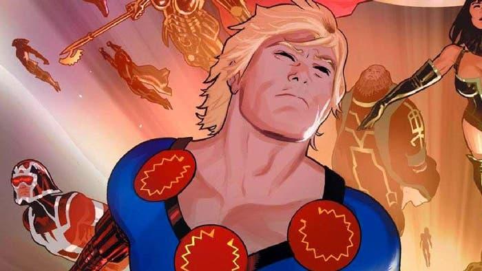 Los Eternos será anterior a todas las películas de Marvel Studios