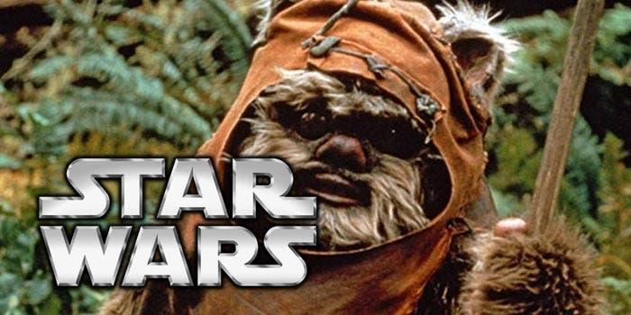 Ewoks en Star Wars 9