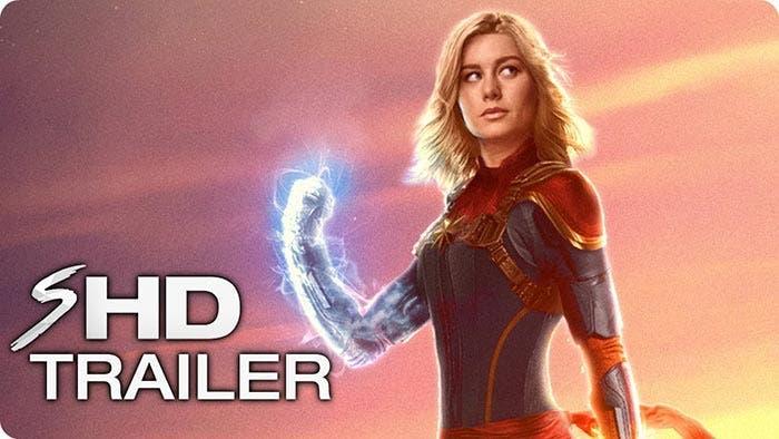 El falso tráiler de Capitana Marvel con Brie Larson como Carol Danvers