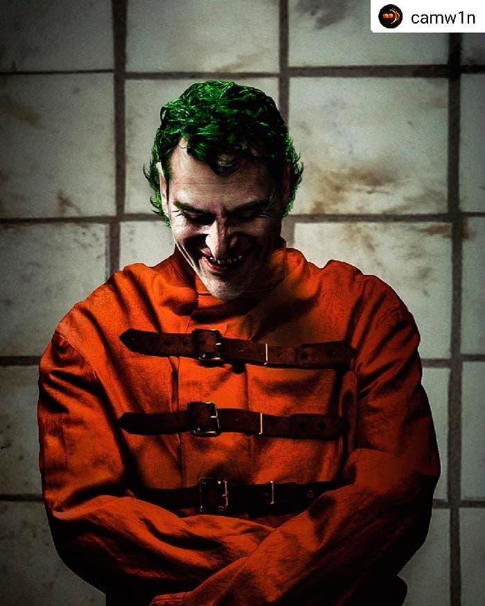 fan art The Joker River Phoenix