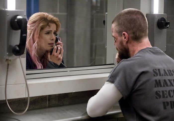 Felicity Smoak en Arrow temporada 7