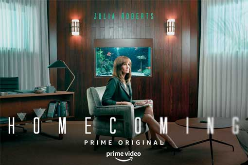 Serie Homecoming Amazon Julia Roberts