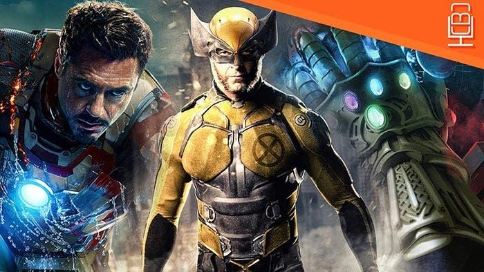 Hugh Jackman como Lobezno en el MCU de Marvel Studios
