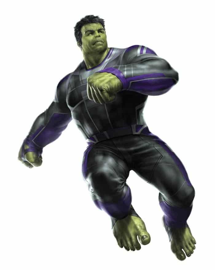 Concept art de Vengadores 4 (2019) | Hulk