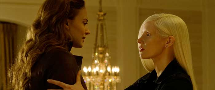 X-Men: Fénix Oscura Jessica Chastain